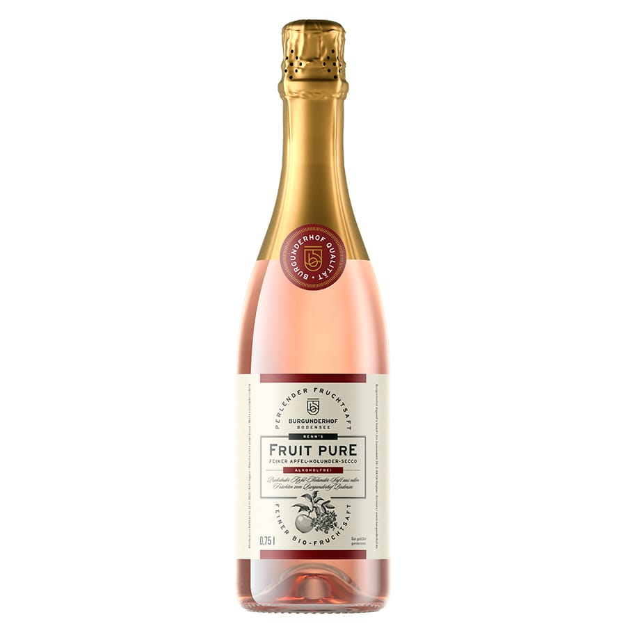 Fruit Pure Secco - 6 Flaschen