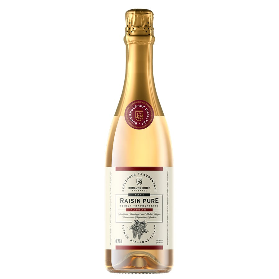 Raisin Pure Secco - 6 Flaschen
